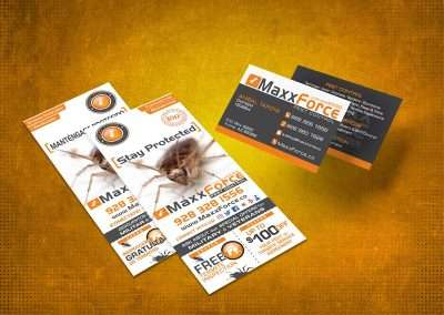 MaxxForce Pest Control