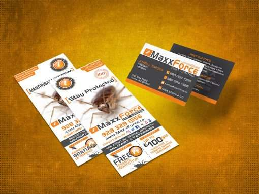 MaxxForce Pest Control