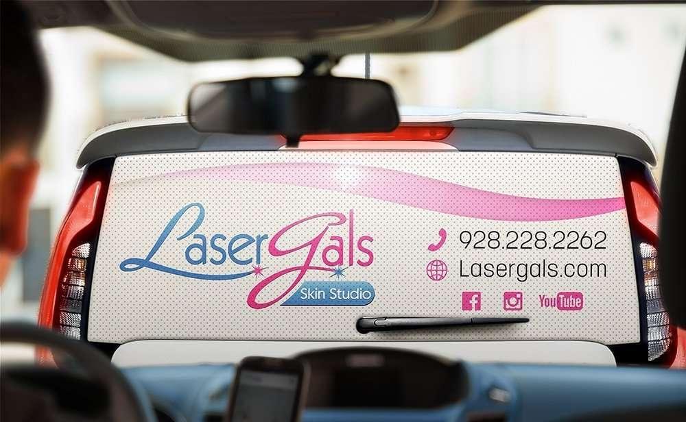 Laser Gals