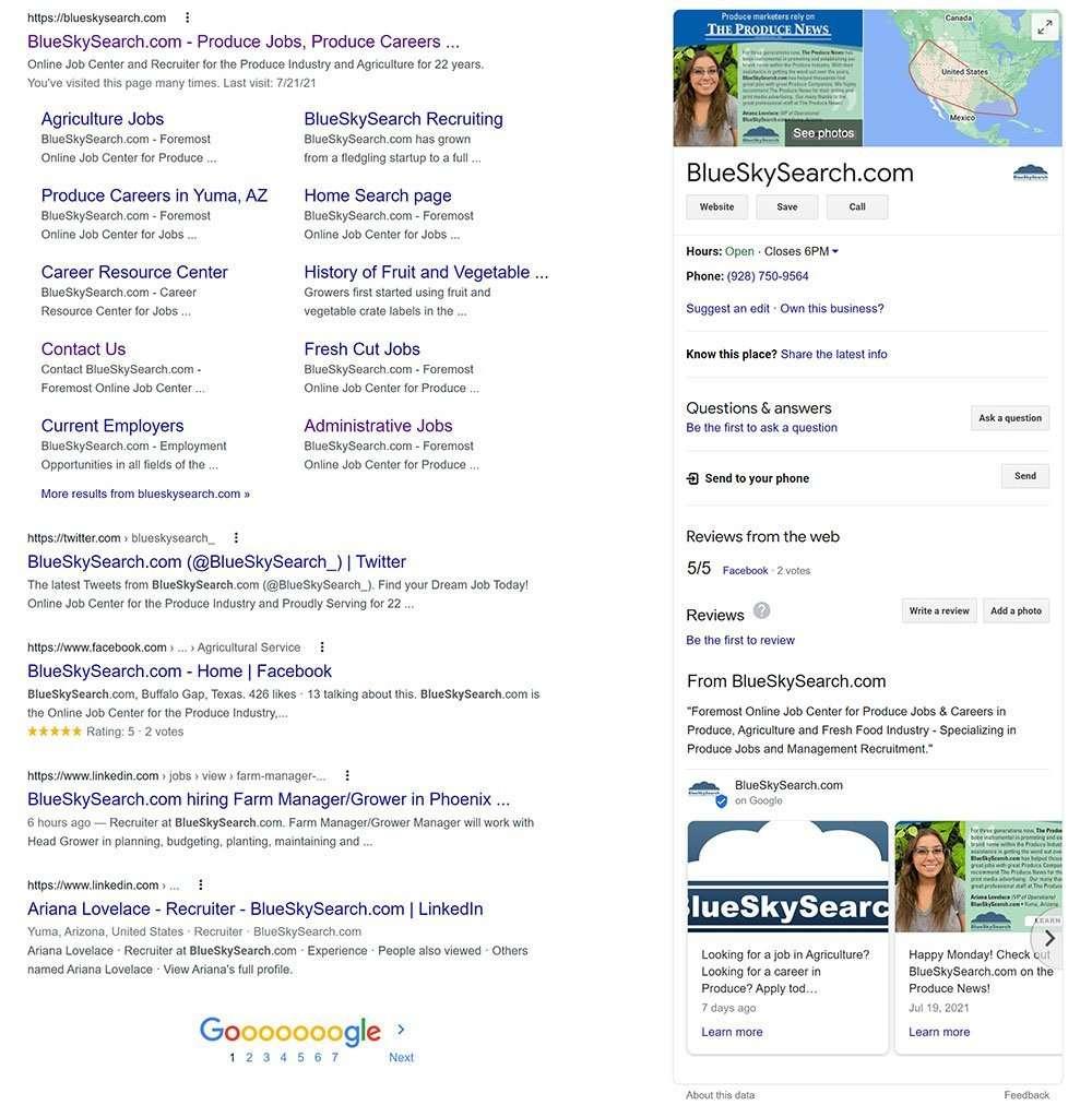 BlueSkySearch.com