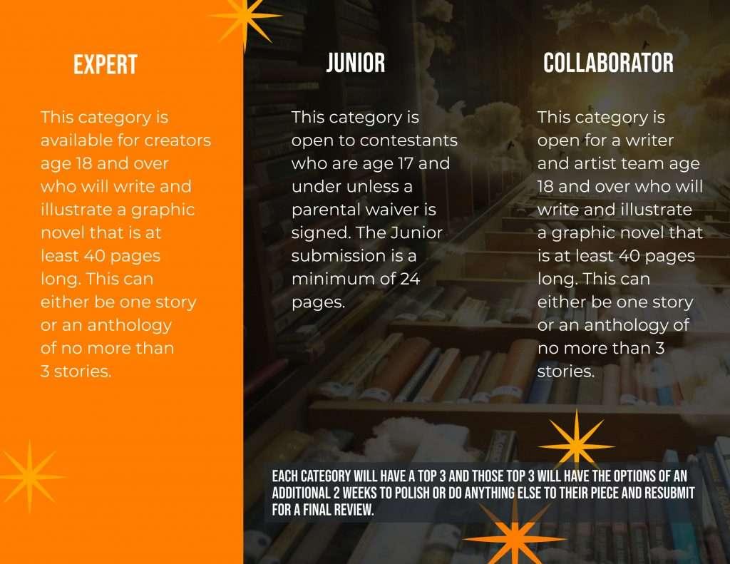 storyteller categories