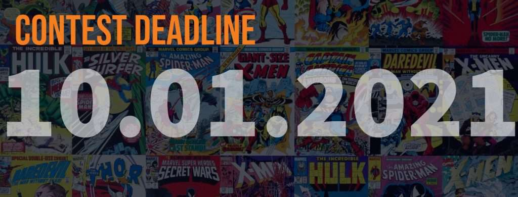 Visual Storyteller Contest Deadline