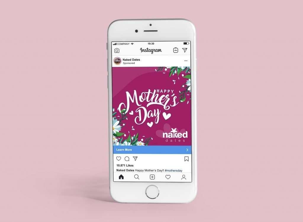 Healthy Naked Dates Social Media